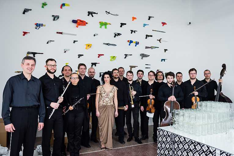 Den hudby ve Vile Tugendhat: Brno Contemporary Orchestra