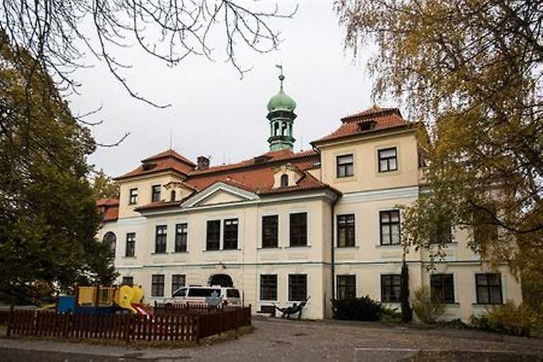 Den architektury: Zámek Veleslavín