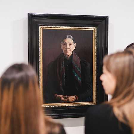 Seznamte se s uměním ve sbírkách Národní galerie Praha (10:30)