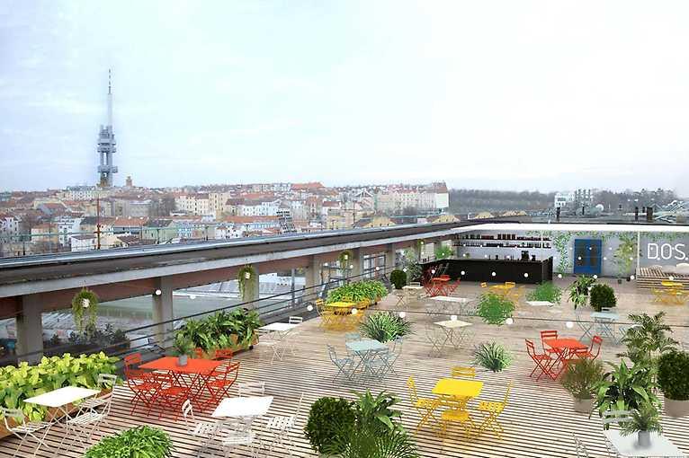 Den architektury: Haenke uvádí understory