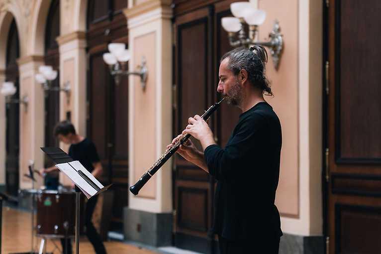 Unplugged: John Cage + Czech Phil