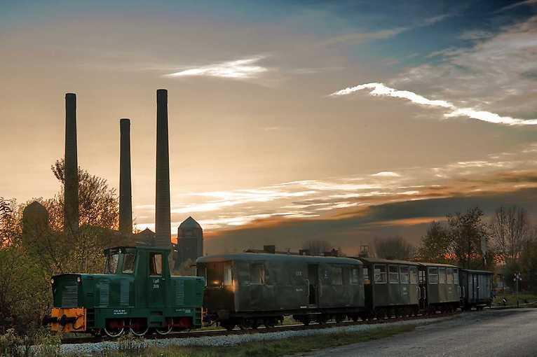 The Silver Train 2020