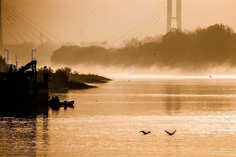 Upon the Vistula River, in Urzecze