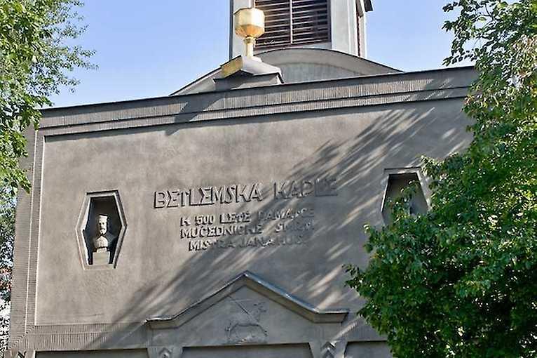 Betlémská kaple a kubismus na Žižkově
