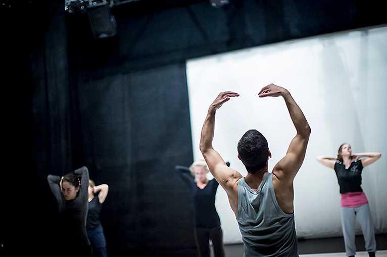 Ponec online: Lekce Contemporary Dance