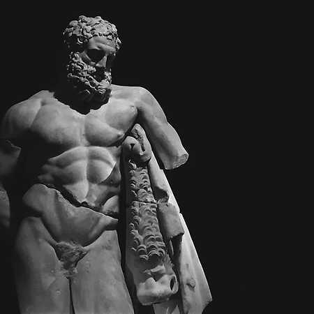 Herkules a Augiášův chlív