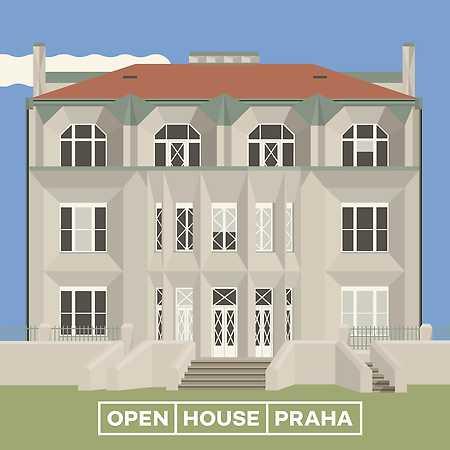 Poznávejte město s Open House Praha – dárkový poukaz