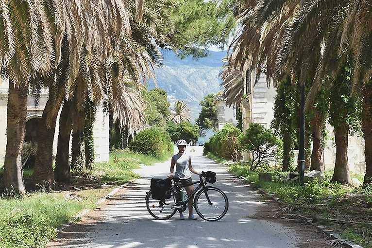 600km na rowerze przez Bałkany