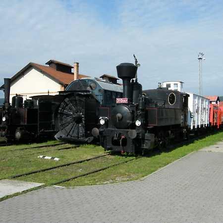 Železničné múzeum Slovenskej republiky