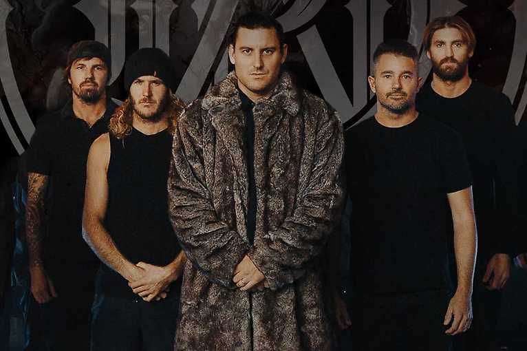 Parkway Drive + support: Emmure + The World Alive + Structures