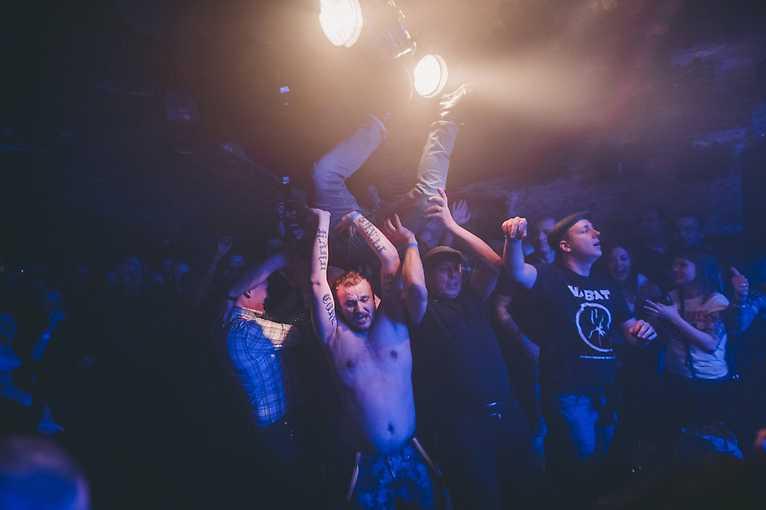 Streetpunk Winter Riot Fest 2021