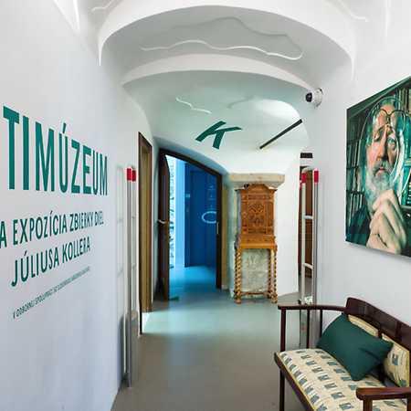 Antimúzeum Júliusa Kollera