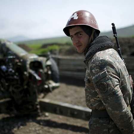 Markéta Kutilová: Válka o Náhorní Karabach
