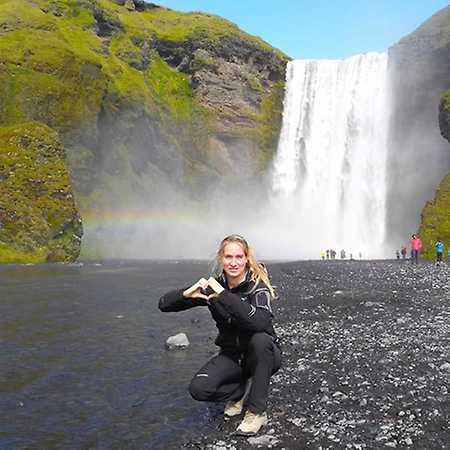 Míša Hrdá: Island nalehko