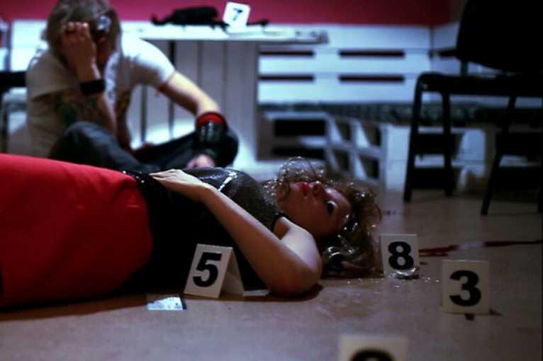 Soutěž detektivů: Vražda v klubu anonymních alkoholiků