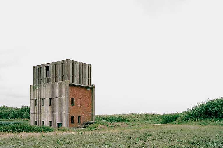 Severská cesta: Johansen Skovsted Arkitekter
