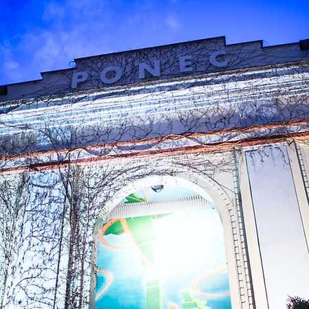 Dárkový poukaz do divadla PONEC