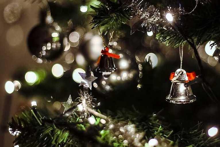 Vánoční rozsvícení Jihu