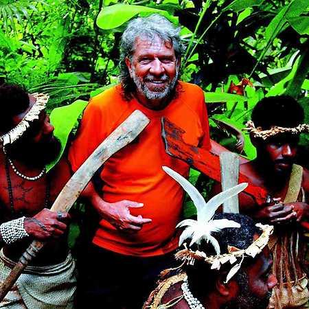 Ruda Švaříček: Nová Guinea – tamtamy času