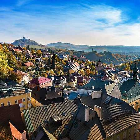 Banská Štiavnica – different places and surroundings
