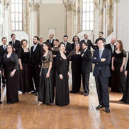 Collegium Vocale 1704 - © Petra Hajská