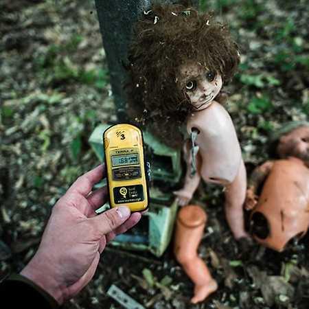 Milan Říský: Uvnitř černobylské zóny