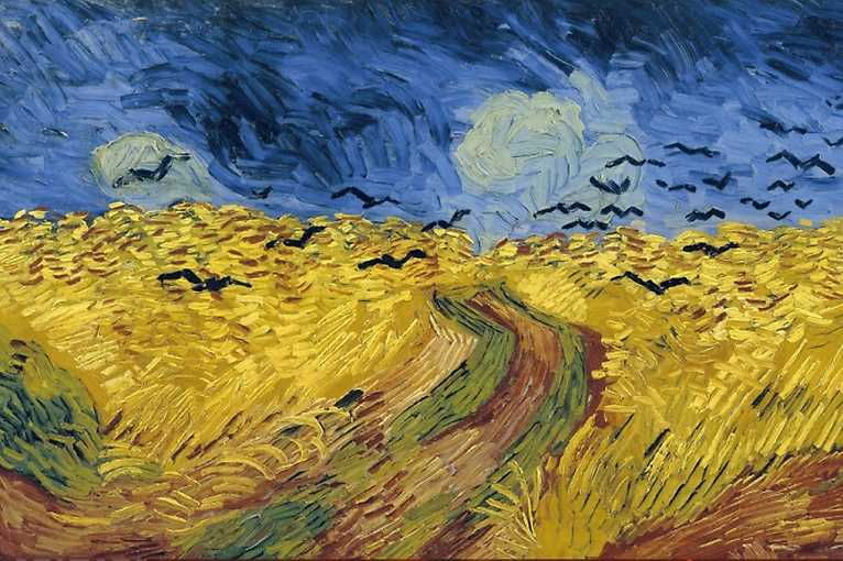 Etáž Live: Van Gogh – Of Wheat Fields and Clouded Skies