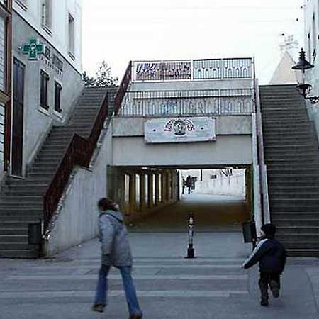 Podchod Klariská ulica