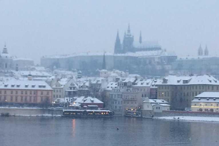 Praha s námi: dárkový poukaz na procházku