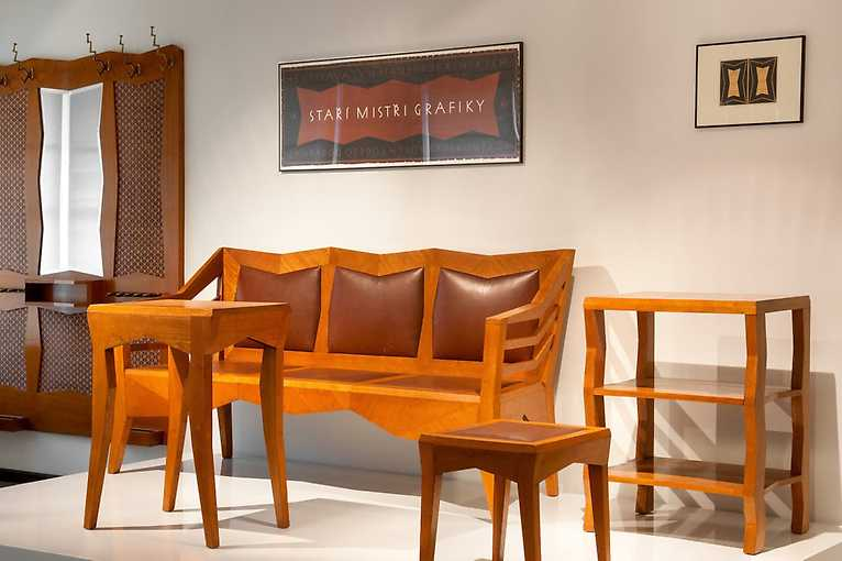 A Guided Tour of the Czech Cubism Exhibition