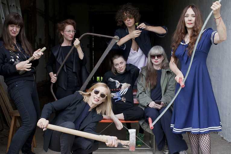 Female To Empower: Monika Werkstatt + Gudrun Gut + Barbara Morgenstern + more