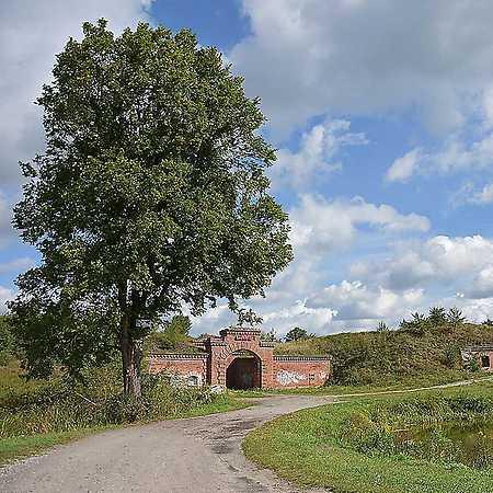 Fort Mierzwiączka Twierdzy Dęblin