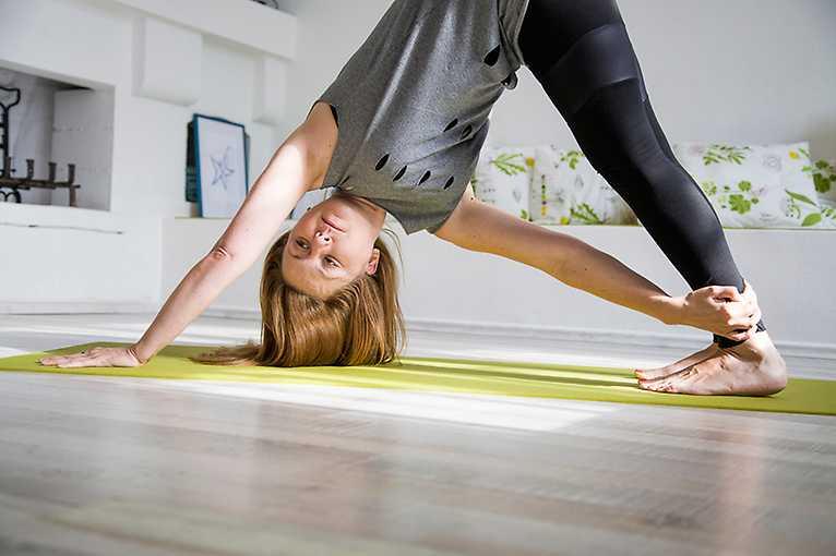 Living Waters – kurz jógové terapie
