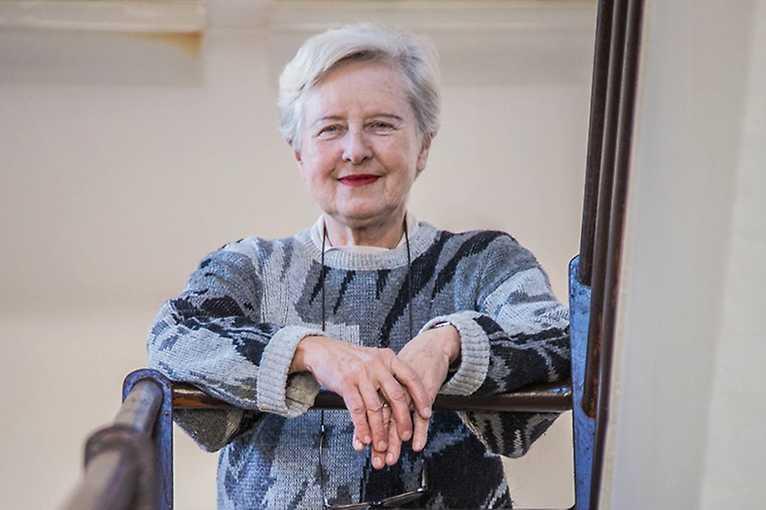 Setkání ve skleněném pokoji: Anna Hogenová