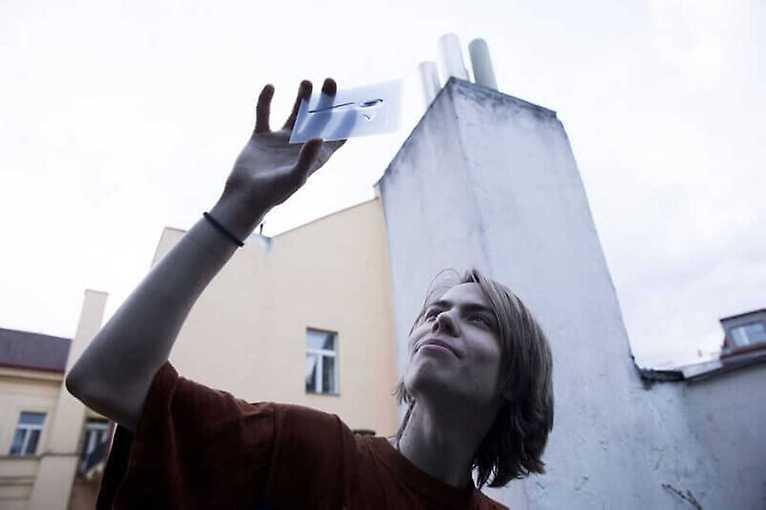 Max Vajt: Up in the Sky