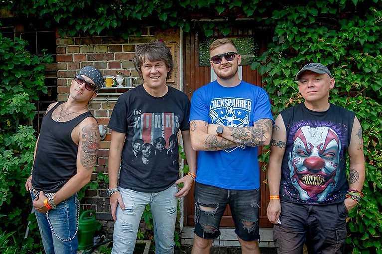 Punk Rock Circus: Sexbomba + The Bill + TRT