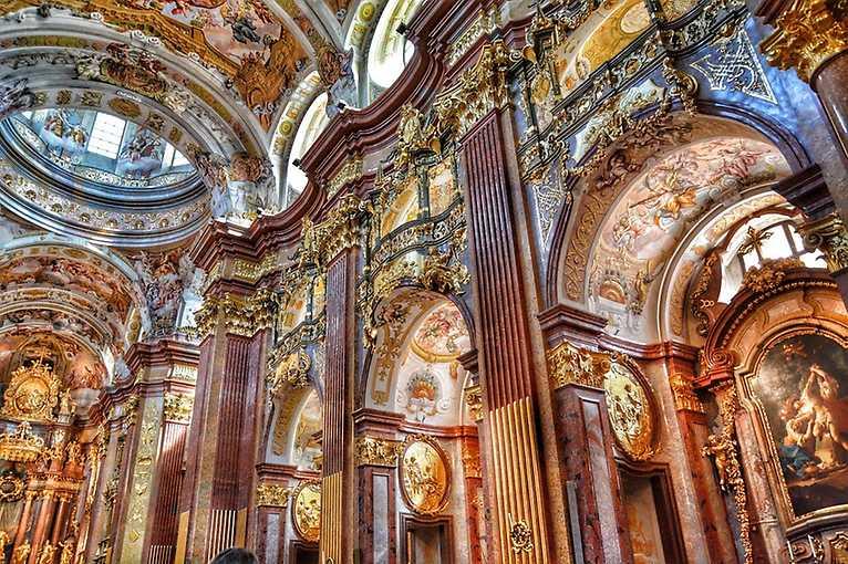 Kurz dějin umění online: Italské baroko