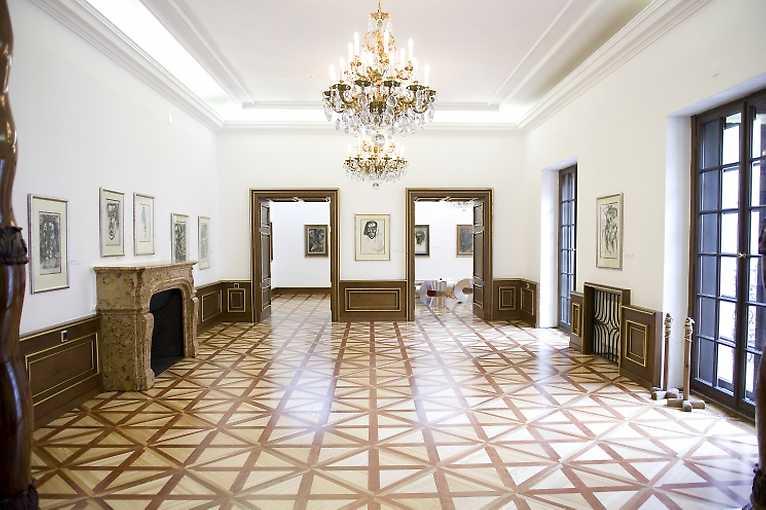 Virtuálna prehliadka Pálffyho paláca