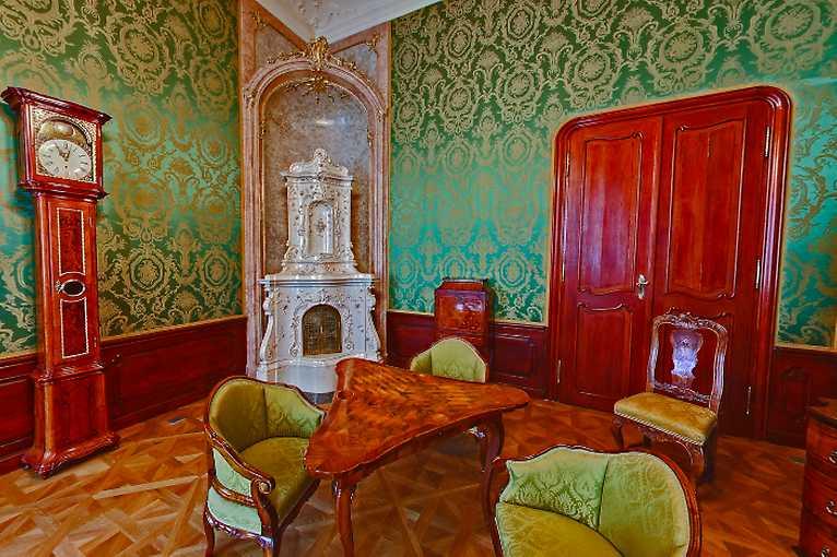 Virtuálna prehliadka Múzea historických interiérov