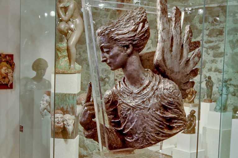 Virtuálna prehliadka Múzea Arthura Fleischmanna