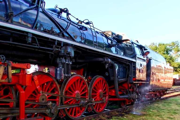 Virtuálna prehliadka Železničného múzea Slovenskej republiky