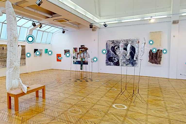 Virtuálna výstava Bienále voľného výtvarného umenia