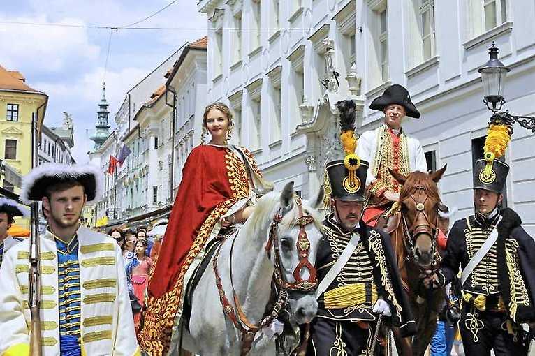 Korunovačné slávnosti Bratislava 2021