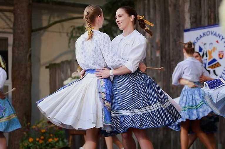 Folklórne slávnosti Krakovany 2021