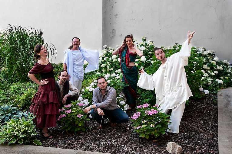 Opera revival – A virtual reality concert