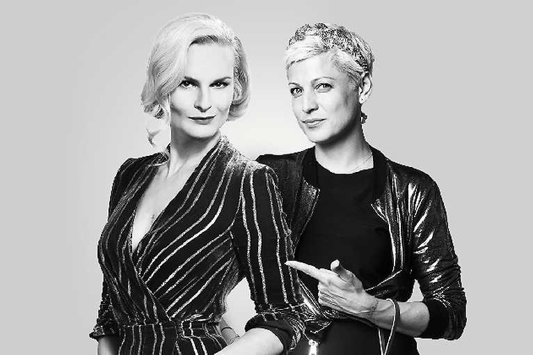 Rozchody stylově – talkshow: Iva Pazderková a Adéla Elbel