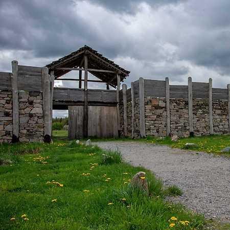 Keltský skanzen v Zemi Keltů