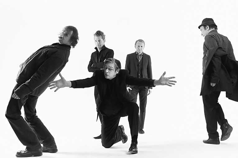 The Year of the Rat Tour: Einstürzende Neubauten