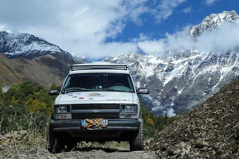 Cestovateľské kino: Uzbekistan ChevroletomSvetom – tam aj späť