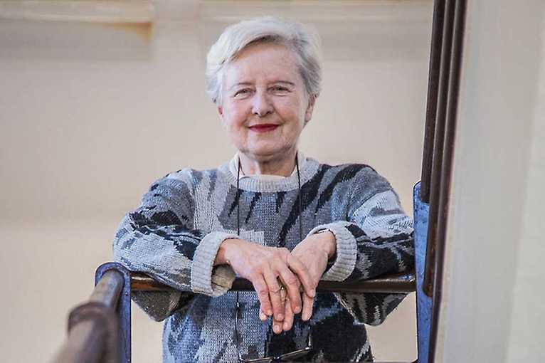 Anna Hogenová: Výzva ke štěstí